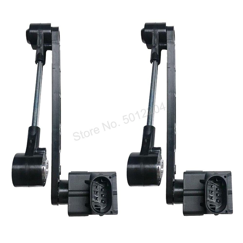 2 pçs de alta qualidade traseira do sensor altura suspensão a ar para land rover dispowery 2 td5 & v8 rqh100030