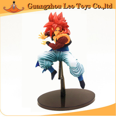 19cm Box Figuarts Super Saiyan 3 Son Goku PVC Action <font><b>Figures</b></font> Dragon Ball Z Collection Model DBZ Esferas Del Dragon Toy image