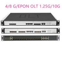 4/8G/EPON OLT 4/8 PON 4 SFP 1 25G/10G SC Open software WEB management SFP PX20 + PX20 + + PX20 + + +/C +/C + + UI Open software