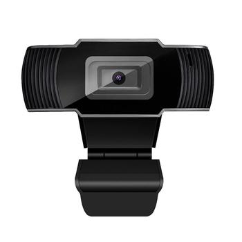 1080P High-Definition USB Webcam with 6 layer Glass Coated Lens and Microphone