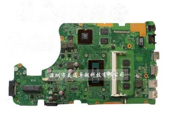 X455LD X455LJ Laptop motherboard fit for ASUS W419L Y483L F455 W409L motherboard original motherboard with i7 cpu Test