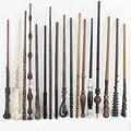 27 видов волшебных палочек с металлическим сердечником для косплея Малфоя Дамблдора волшебные палочки Магическая тканевая этикетка без кор...
