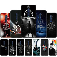 Panic! At The Disco telefon fall für OPPO Reno 2 Z 10X Ace 2Z 2F 3 Pro Realme 2 A5 3 5 Pro Q X2 XT X50 X Lite(China)