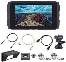 Fotga C50 5 אינץ 3G SDI 3D LUT מצלמה צג 2000nit HD IPS מסך מגע מצלמה שדה צג