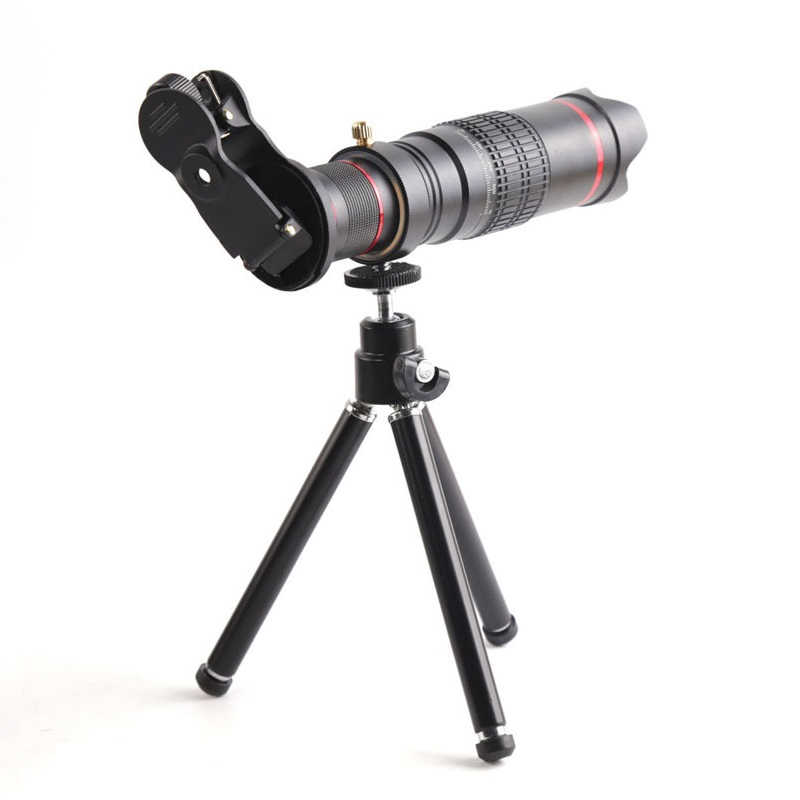 HD Mobile Phone Telescope 4K 22x Lente Super Zoom Lens for Smartphone Telephoto for iPhone Lens Super Zoom Camera EY481|Mobile Phone Lens| |  - title=