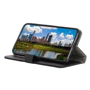 Image 5 - Liczi odwróć PU skórzany stań gniazda kart portfel pokrywy skrzynka dla Sony Xperia 20/Xperia 10/Xperia 1 /Xperia 2/L3 XZ4 XZ4 XZ3 XZ2 Premium XA2 Plus
