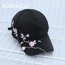 Snapback Fashion Baseball-Cap Sports-Hats Embroidery Women Cap Cotton for Plum Plum