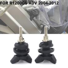 R1200GS ADV blokada szyby śruba regulacyjna mocowanie zacisków szyby przedniej śruba zaciskowa do BMW GS1200 R 1200 GS Adventure 2004-2016 tanie tanio RUNNING PANTHER 0inch 0 2kg Obejmuje listew ozdobnych