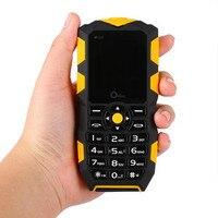 Oeina XP1 Loud Speaker Strong IP68 Waterproof and shockproof mobile phone 2500mAH flashlight Outdoor Russian Keyboard Cell phone