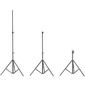 Image 3 - Foto Studio 6,5 Füße/200CM Licht Steht Tipod für Relfectors, Softboxen, Lichter, Regenschirme Fotografie Zubehör