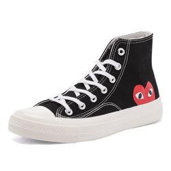 2020 primavera jogar preto cdg 1970s tudo legal estrela alta/baixo superior unisex sapatos de skate sapato feminino zapatos de mujer