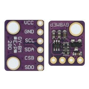 Image 5 - 10PCS 1.8 5V GY BME280/GY BME280 3.3 precisione altimetro modulo di pressione atmosferica modulo sensore BME280