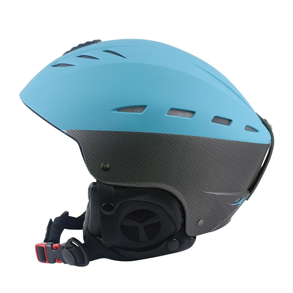 Ski Helmet Ultralight and Integrally-molded Breathable Snowboard Helmet Men Women Skateboard Helmet