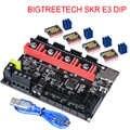 Bigtreetech Skr E3 Dip Scheda di Controllo 32 Bit per Ender 3/5 3D Parti Della Stampante + TMC2208 Uart TMC2130 A4988 Vs skr V1.3 Skr Mini