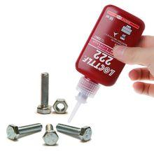 222/262/271 шкафчик потока клеевой герметик, клей Locktite предотвращения окисления винт Применение 50 мл RC Запчасти Прямая поставка
