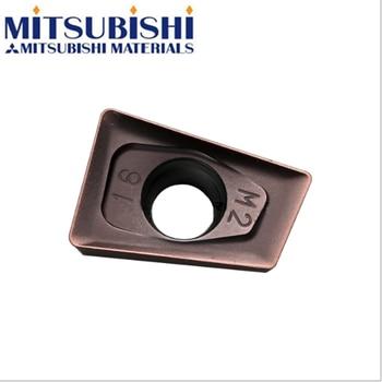 Mitsubishi QOMT1342-M2 VP15TF 100% original carbide inserts for lathe milling cutter end mill boring bar cnc machine QOMT