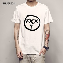 Homem de oxxxymiron menino impressão t shirt flash mundo undertale hip hop engraçado oxxxymiron camiseta de trono carro-stylingmasculino t camisa