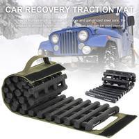 O aperto do carro universal segue a esteira da tração da recuperação da esteira da tração escada portátil do pneu da trilha da emergência para a areia da neve do gelo fora-estrada