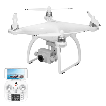 Wltoys XK X1S 5G WIFI FPV GPS With 4K HD Camera Two-axis Coreless Gimbal 22 Mins Flight Time Brushless RC Drone Quadcopter VS X3
