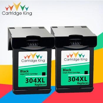 Cartridge King 304XL Ink Cartridge for Hp304 Hp 304 XL Compatible for hp Deskjet Envy 2620 2630 2632 5032 3730 5010 Printer