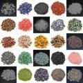 50 г/100 г натуральные кристаллы, образцы гравия, валяющиеся камни и минералы, восстанавливающее сырье, драгоценные камни, украшение для аквар...