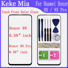 Mobile Phone LCD Front Outer Glass For Hawei Honor 9X