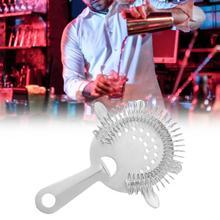 Нержавеющая сталь бар ситечко шейкер льда ситечко бармен смешанный напиток фильтр инструменты