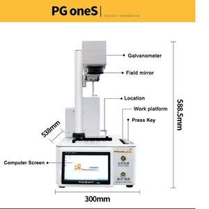 Image 4 - M Triangel – Machine à laser pour gravure et réparation décran LCD, appareil pour iPhone 11, X, XS, MAX, 8, 8+, pour séparer et retirer la vitre arrière