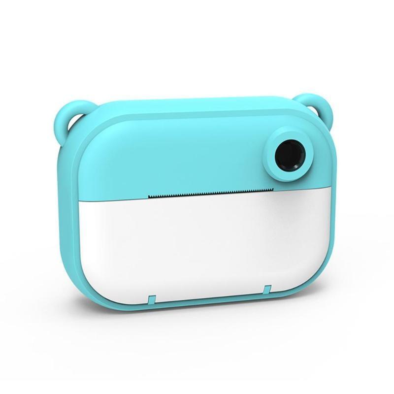 Printing Regular Snapshot Camera Hand-eye Coordination Hand Flexibility 2.4 Inch Multi-function Film With Shoulder Strap