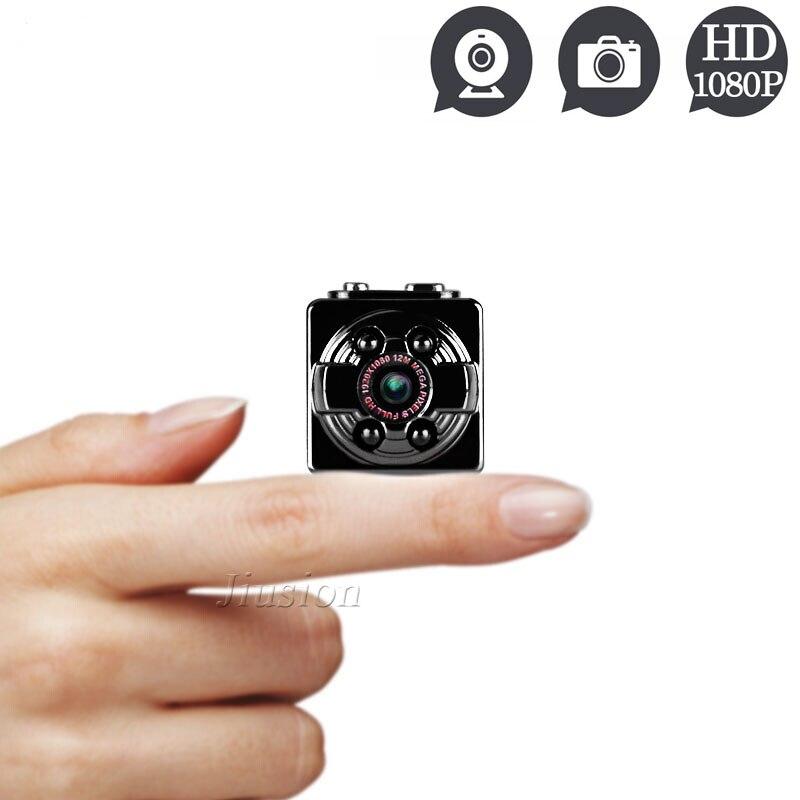 HD 1080P Mini Camera SQ8 Espia Pocket Portable Small Digital DV Camcorder Sport Helmet Bike Micro Cam Home Surveillance Kamera