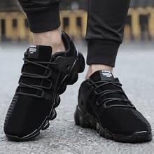 2020 male+shoes Walking Jogging Men Running Shoes Comfortabl