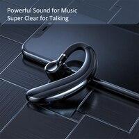 Auriculares inalámbricos S300 con Bluetooth 5,0, cascos deportivos con micrófono para todos los teléfonos inteligentes, Xiaomi, Samsung, Huawei y LG
