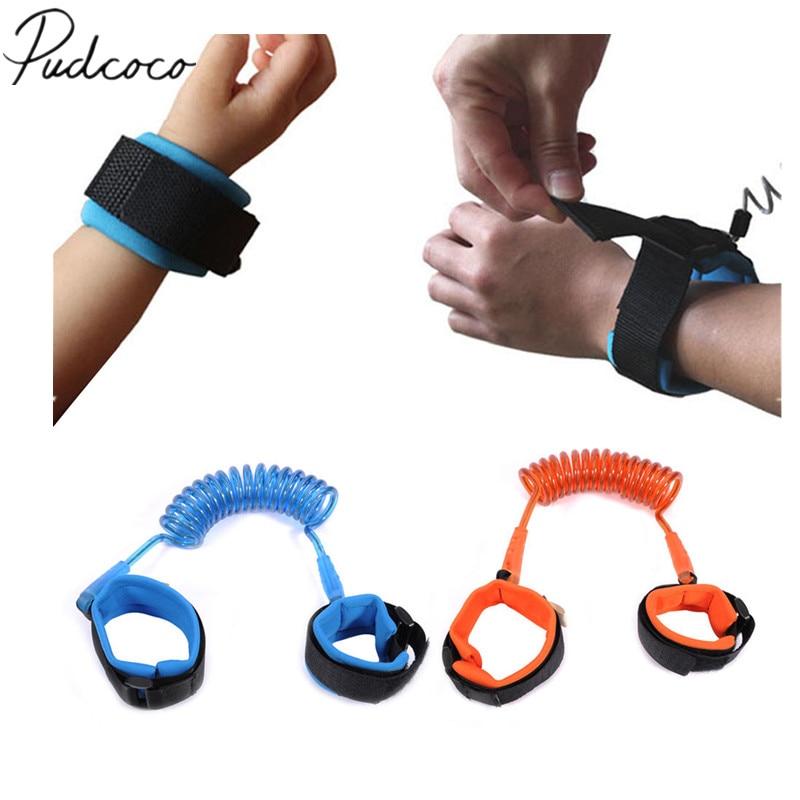 Anti Lost Wrist Link 3 Size Child Toddler Harness Baby Link Safety Reins Strap Leash Wrist Hand Belt Anti-lost Wristband Kids