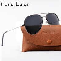 Gafas de sol con lentes de cristal reales G15, gafas de sol de diseño lujoso para mujer y hombre, gafas de sol para conducir femeninas 3025, gafas de sol