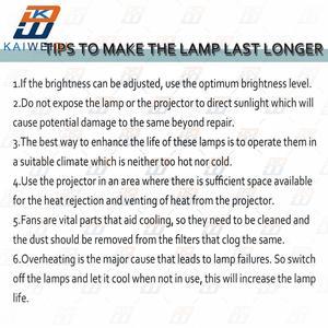 Image 5 - 高品質 TLPLV6 交換ランプのためのハウジングと TDP S8/TDP T8/TDP T9/TDP T9U プロジェクター