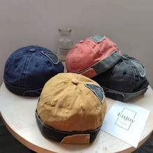 Кепка в стиле ретро для мужчин и женщин Ковбойская шапка с отверстиями