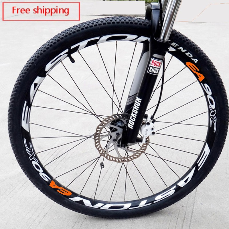 Easton Haven Carbon Decals Stickers for MTB bike bicycle wheels 26 27.5 650b 29