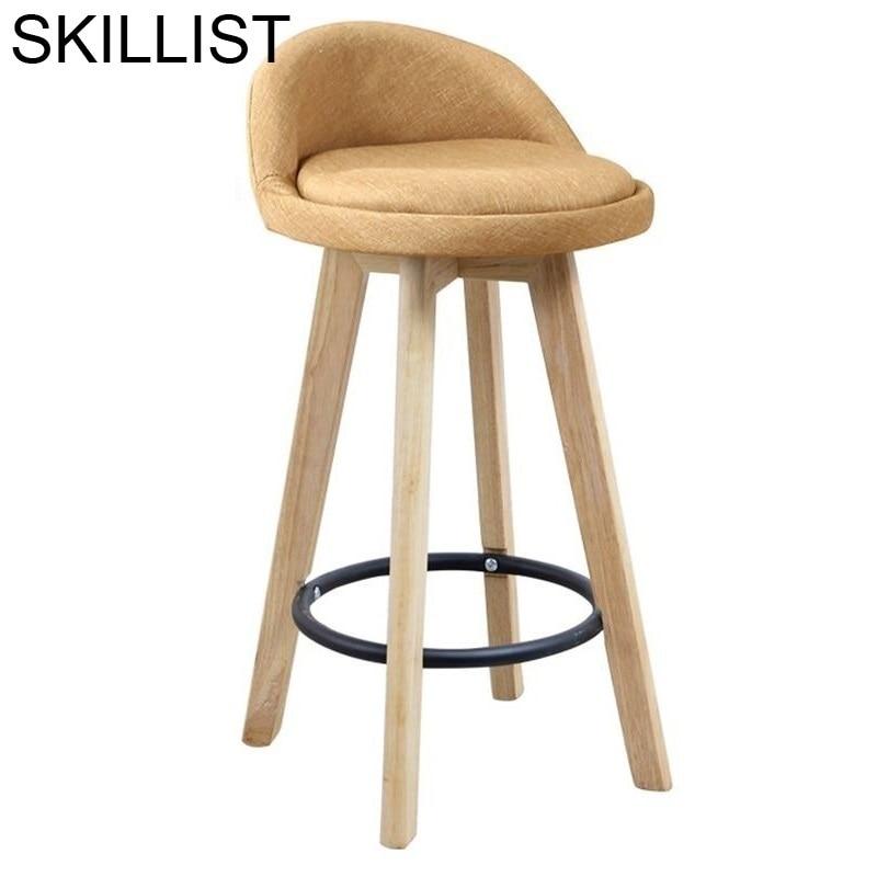 La Stoelen Para Barra Hokery Barkrukken Sedia Sedie Fauteuil Stoel Ikayaa Stuhl Cadeira Silla Tabouret De Moderne Bar Chair
