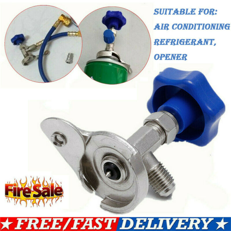 NEW Dispensing Valve Bottle Opener 337B R12 R134A Refrigerant Bottle Can Tap