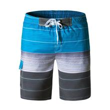 Men Summer Beach Bermudas Shorts Swimwear Board Sho
