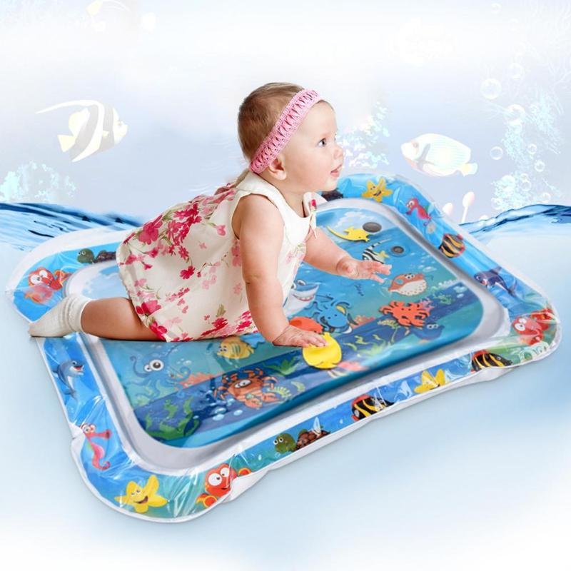Inflatable Playmat Baby Water Cushion Personality Especially Creative Delicate Design Practical Crawling Mat Floating Toys