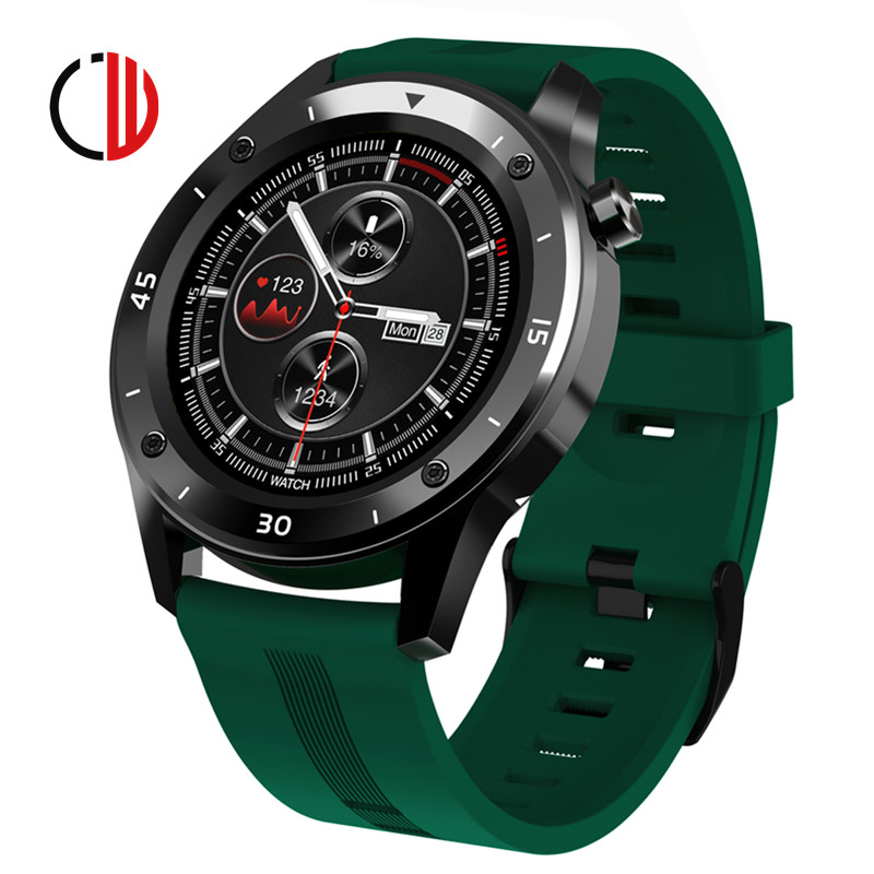 CZJW F22S Sport Smart Watches for man woman 2020 gift intelligent smartwatch fitness tracker bracelet blood pressure android ios 18