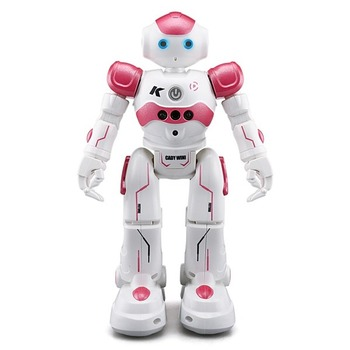 R2 RC Robot IR Gesture Control CADY WIDA Intelligent Cruise Oyuncak Robots Dancing Robo Kids Toys for Children Gift face change recording voice change smart robots voice control educational interactive toys rc robots for children kids