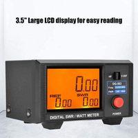 Original Nissei Dg 503 Digital Lcd 3.5 Swr & Wattmeter 1.6 60 Mhz/125 525 Mhz for Two Way Radios Walkie Talkie