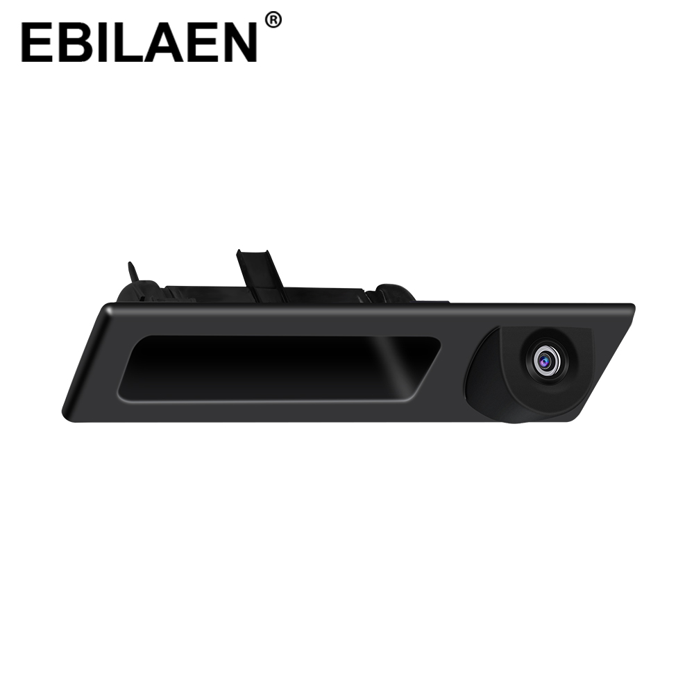 EBILAEN Car Rear View  Camera With HD Waterproof  Parking Line DC 12V For BMW 3 Series F30 5 Series F10 F11 1 series f20 21