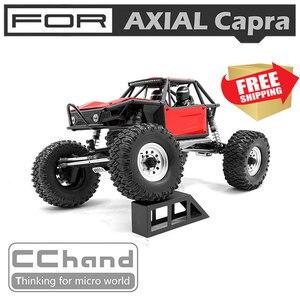 Радиоуправляемая модель AXIAL CAPRA металлический передний бампер