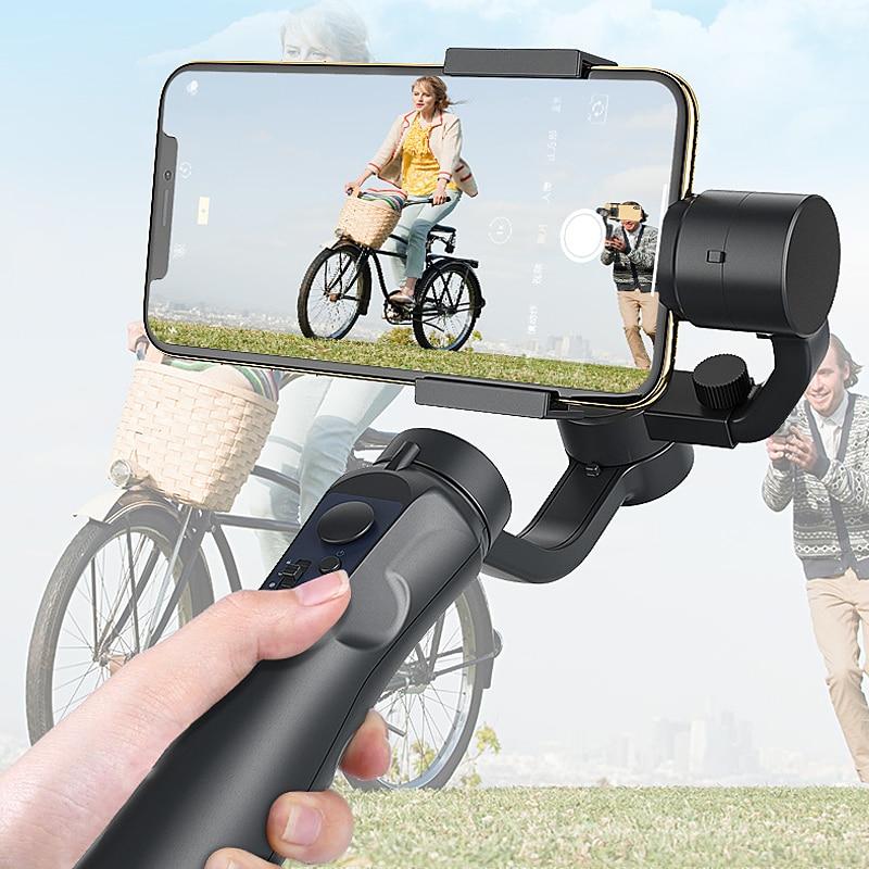 Handheld Gimbal Smartphone Stabilizer  4