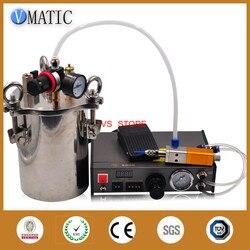 Free Shipping Quality Dispenser Machine Pressure Tank 2L With Dispensing Valve Set