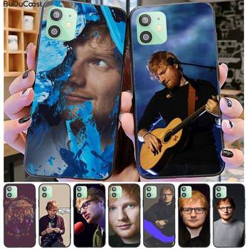 Ed Sheeran Hard Phone Case For iphone 12 pro max 11 pro XS MAX 8 7 6 6S Plus X 5S SE 2020 XR case image
