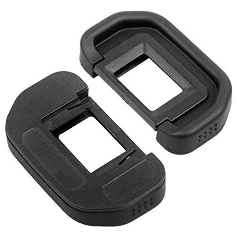 BESTCamera Eyepiece Eyecup 18Mm Eb Replacement Viewfinder Protector For Canon Eos 80D 70D 60D 77D 50D 5D 5D Mark Ii 6D 6D Mark I
